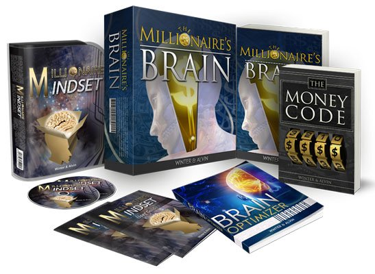 Winter Vee Review -The Millionaire's Brain Book
