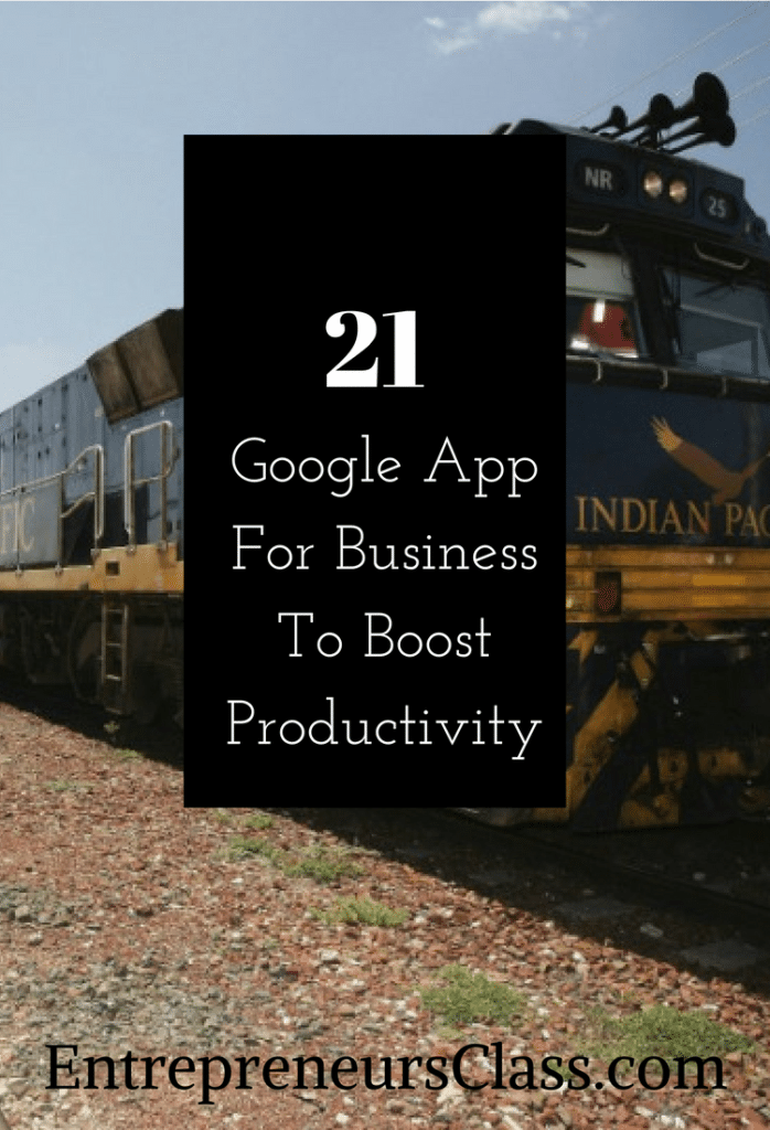 Google app for business