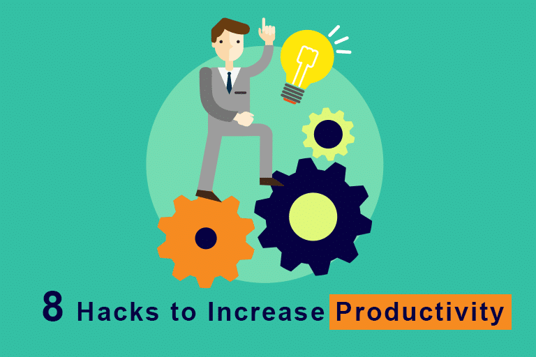 Top Strategic Advice: 8 Hacks to Increase Productivity