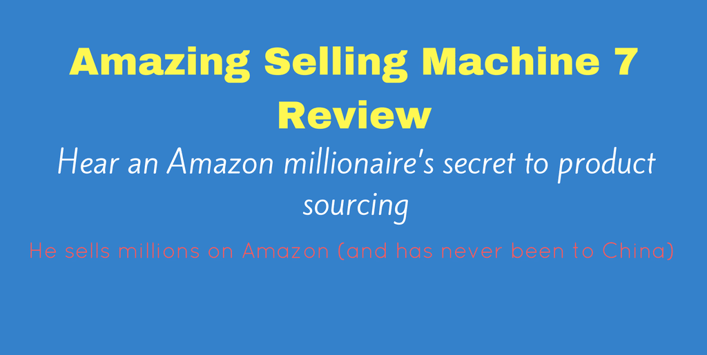 Amazing Selling Machine 8 Review,Upgraded Version 2018 & $5k Bonus