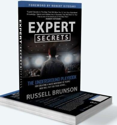 russell brunson expert secrets book