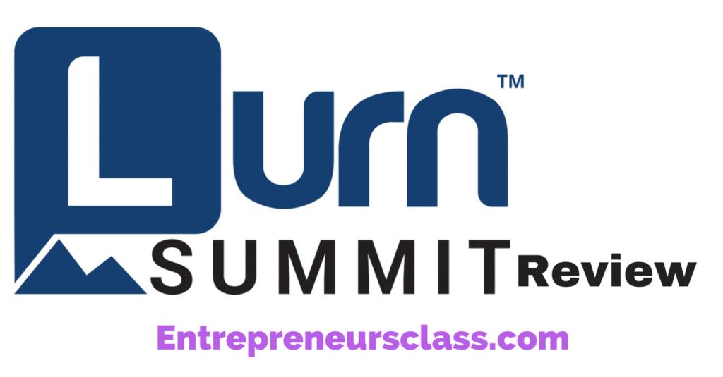 Lurn Summit Review – Anik Singal Lurn Summit 2017