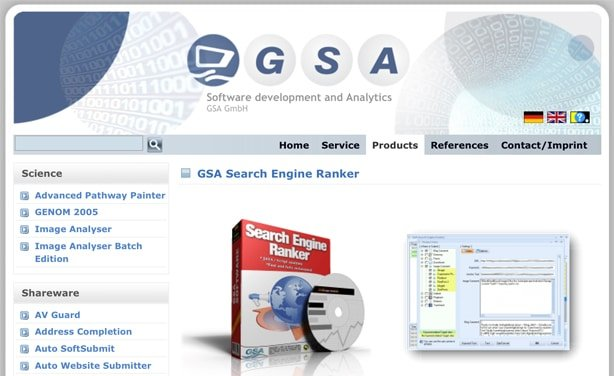 GSA Search Engine Ranker Review -Best Backlink Software 2018