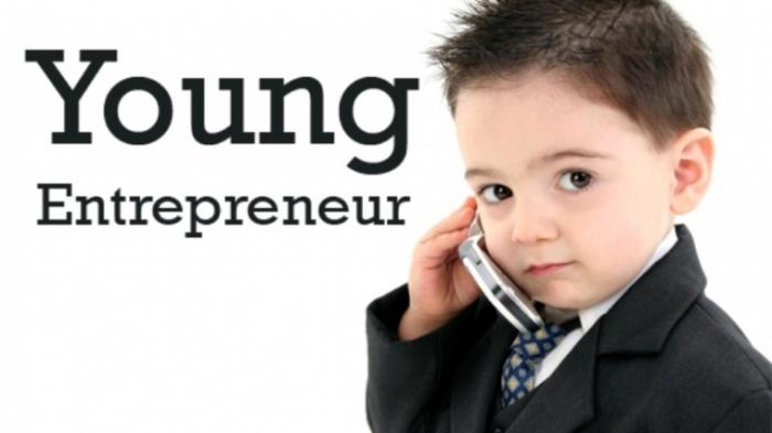 Young Entrepreneurs Start Their Businesses