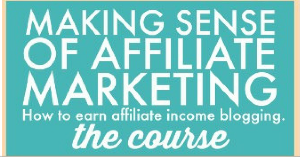 Making Sense of Affiliate MarketingReview & Bonus