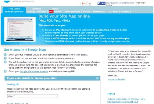 How To Get Web Pages Indexed