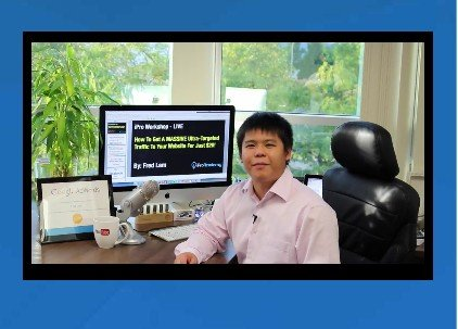 Fred Lam Internet Marketing Course
