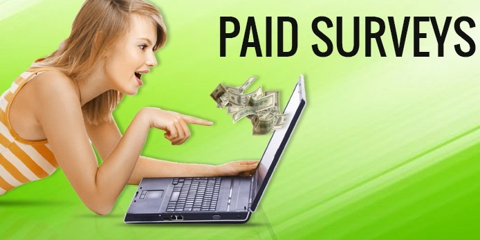 get paid to take survey online
