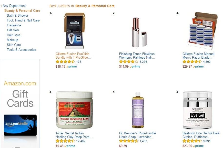 come trovare un prodotto da vendere su Amazon