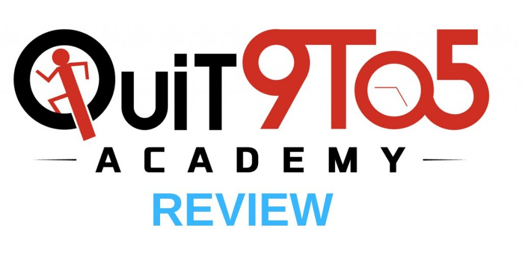 Quit 9 To 5 Academy is a unique and highly comprehensive program that teaches students how to generate a substantial income from promoting niche products .