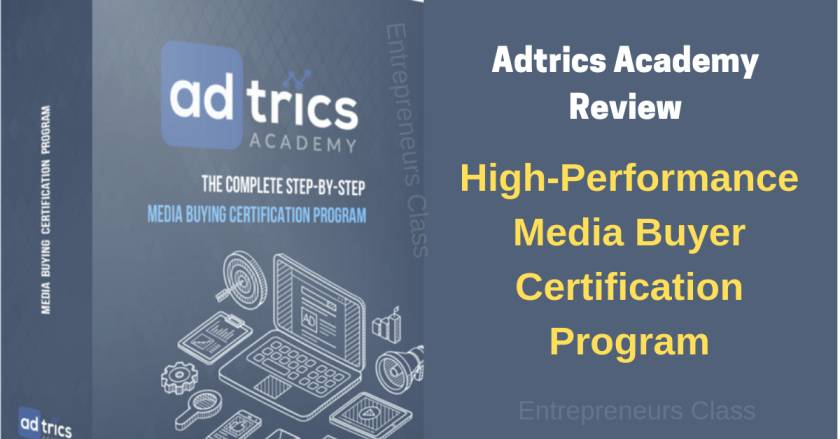 Adtrics Academy Review By Fred Lam Members Area Demo