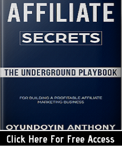 Download Affiliate Secrets