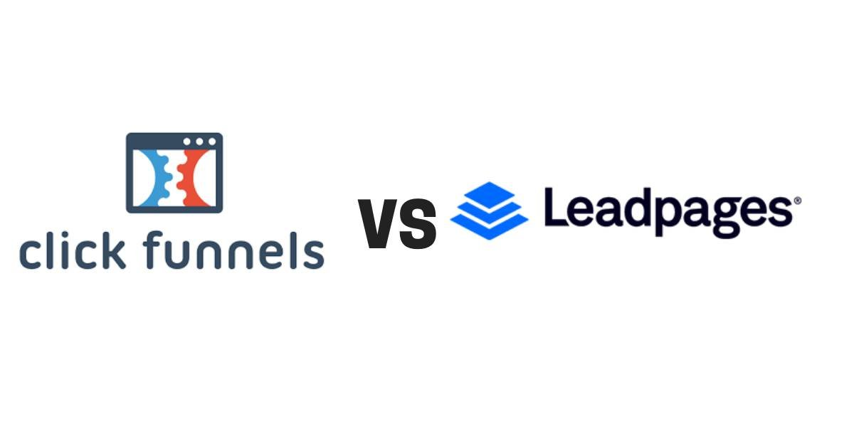 All About Leadpages Vs