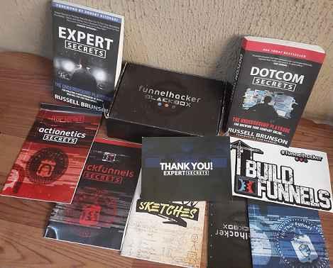 Funnel Hacker Black Box