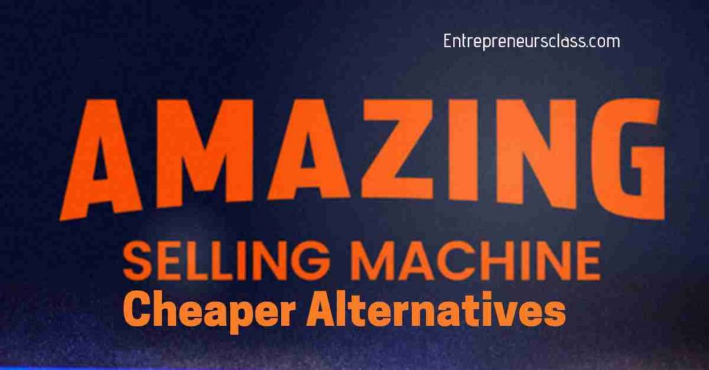 alternatives to amazing selling machine