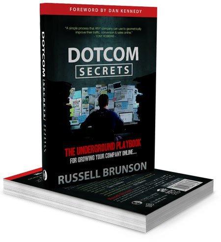 Russell Bruson DOTCOM BOOK