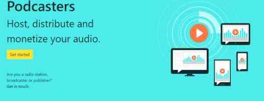 best podcast hosting service