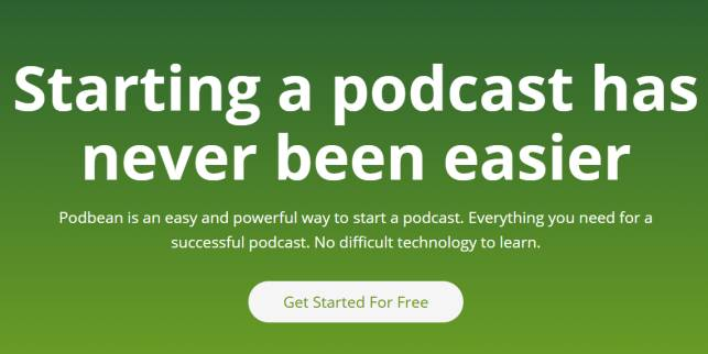 best podcast hosting site