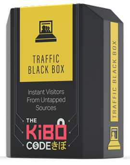 The kibo code Traffic Black Box