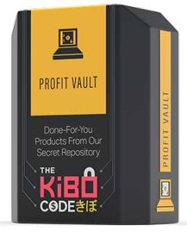kibo code profits vault