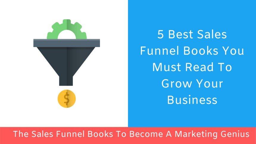 sales funnel books