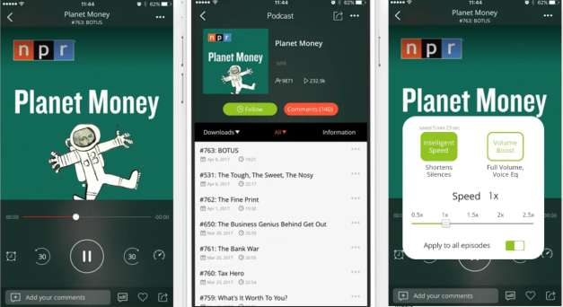 podbean podcast app review