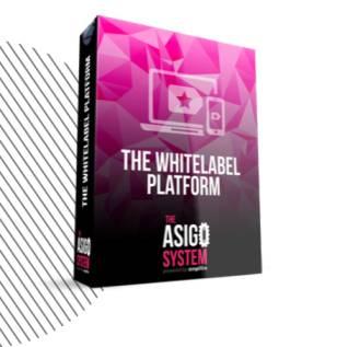 the asigo system whitelabel