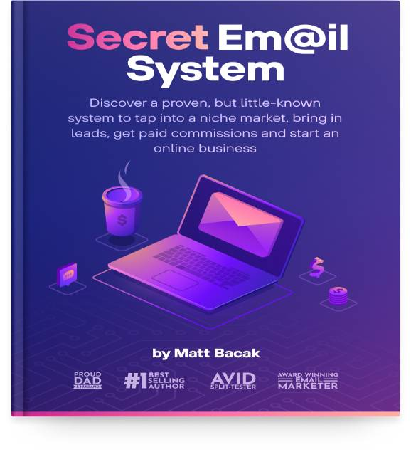 Secret Email System book review