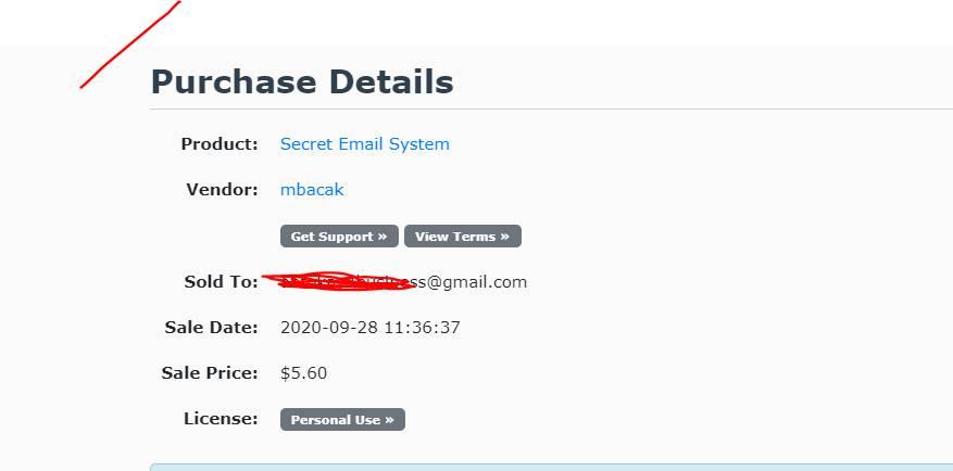 secrets email system pdf